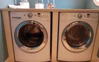 pulire   casa   lavatrice