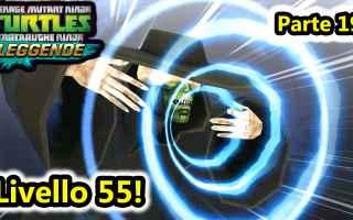 Mobile games: tartarughe ninja  android  giochi