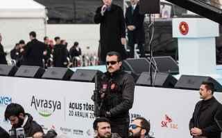 dal Mondo: erdogan  turchia  istanbul