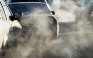 Salute: smog  traffico