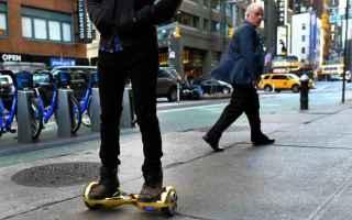 hoverboard  hoverboard in strada  strada  codice della strada
