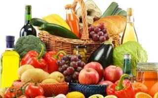 Alimentazione: dieta mediterranea  invecchiamento