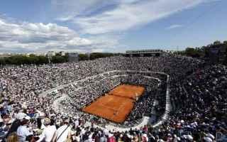 Roma: internazionali di tennis  roma  tennis