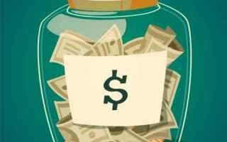 Soldi: risparmio  risparmiare  soldi