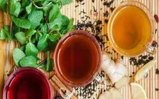 Alimentazione: tisane  detox  depurarsi