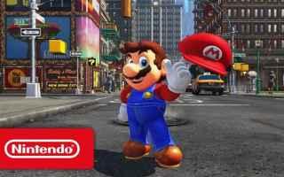 Su Nintendo Switch arriverà in esclusiva un nuovo gioco dedicato al celebre idraulico italiano dive
