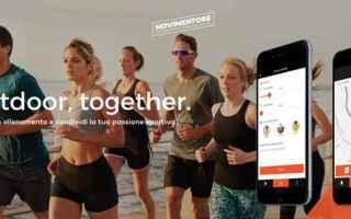Fitness: android  iphone  sport  corsa  allenamento