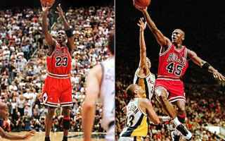 Basket: michael jordan  23  basket  nba