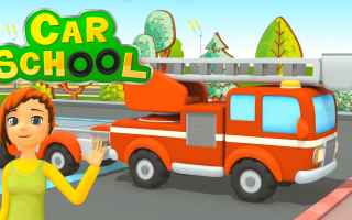 Video divertenti: cartoni animati  bambini  pompieri