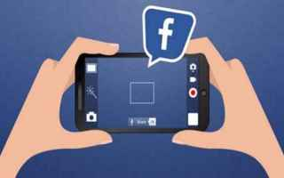 App: facebook  social  live  ads  streaming