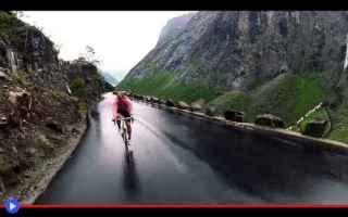 Ciclismo: ciclismo  viaggi  norvegia  strade