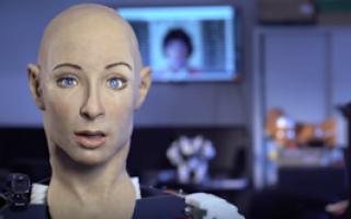 """Ha """"dna"""" italiano ed è un robot umanoide sviluppato nei laboratori del Centro """"E. Piaggio"""" dell"""