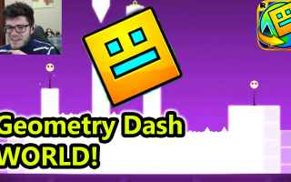 geometry dash  android  azione