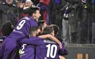 Serie A: fiorentina serie a