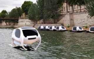 Automobili: seabubbles  airbus  future  mobility