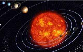Astronomia: notizie curiose  universo