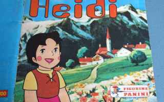Anime: figurine  anni 80  bambini