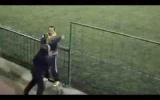 Filmati virali: calcio  sport  video  rissa  spagna