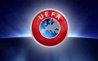 Calcio: uefa  calcio