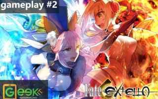 ps4  giochi  videogame  fate extella
