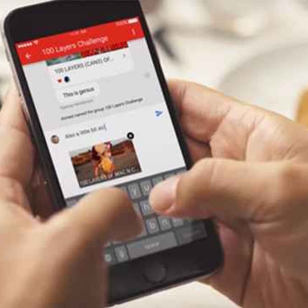youtube  chat  share  video  app