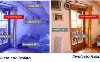 Per isolamento termico (o coibentazione termica) si intende tutti i sistemi e le operazioni costitue