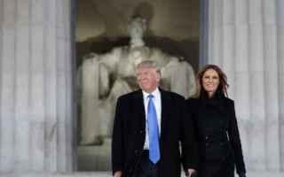 Il giorno - inatteso dai più a inizio novembre - è arrivato: Donald Trump varca oggi la soglia del