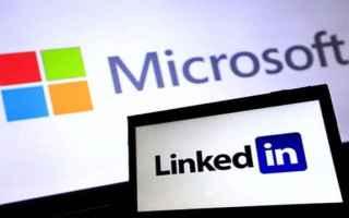 Social Network: linkedin  social  microsoft  chat