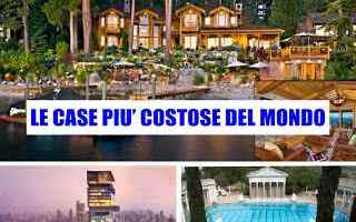 Architettura: case costose  residenze per ricchi  case  residenze