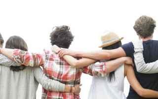 Psiche: amicizia  benessere  felicità