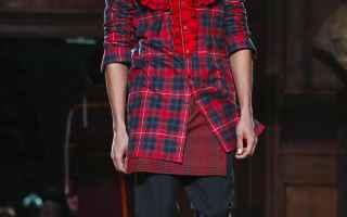 moda  fashion  parigi  uomo