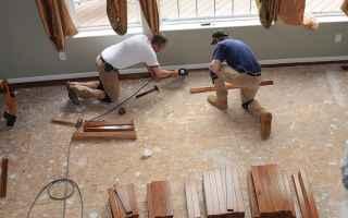 Casa e immobili: condominio  lavori  rumori  danno