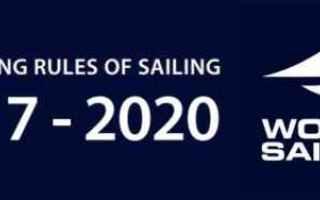 Vela: regolamento  regata  vela