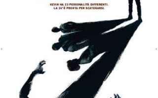 Cinema: split  thriller  james mcavoy shyamalan