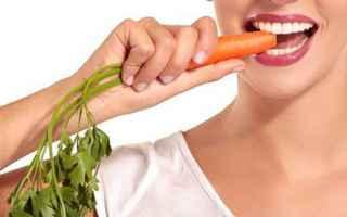 Alimentazione: carota  benefici  salute  nutrizione
