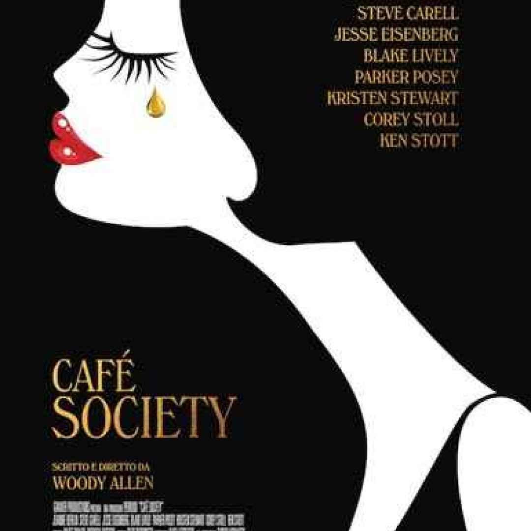 cafè sociey emozioni film dvd commedia