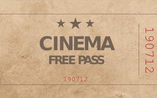 Cinema: risparmio  cinema  attrazioni