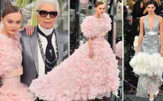 Moda: paris haute couture  chanel  dior