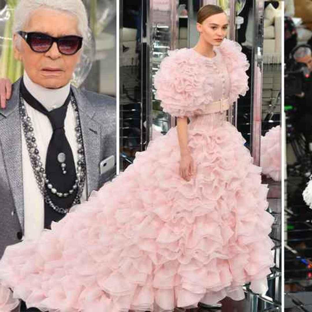 paris haute couture  chanel  dior