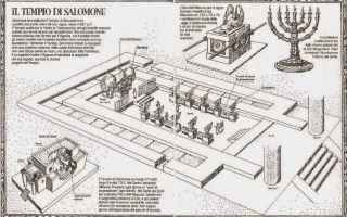 salomone  tempio  davide  erode