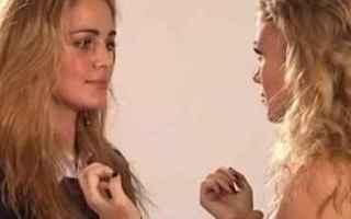 Gossip: diletta leotta  bacio saffico