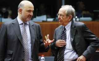 Il ministro delleconomia Pier Carlo Padoan dice che la risposta alla lettera della Commissione europ