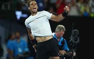 Tennis: tennis grand slam nadal federer