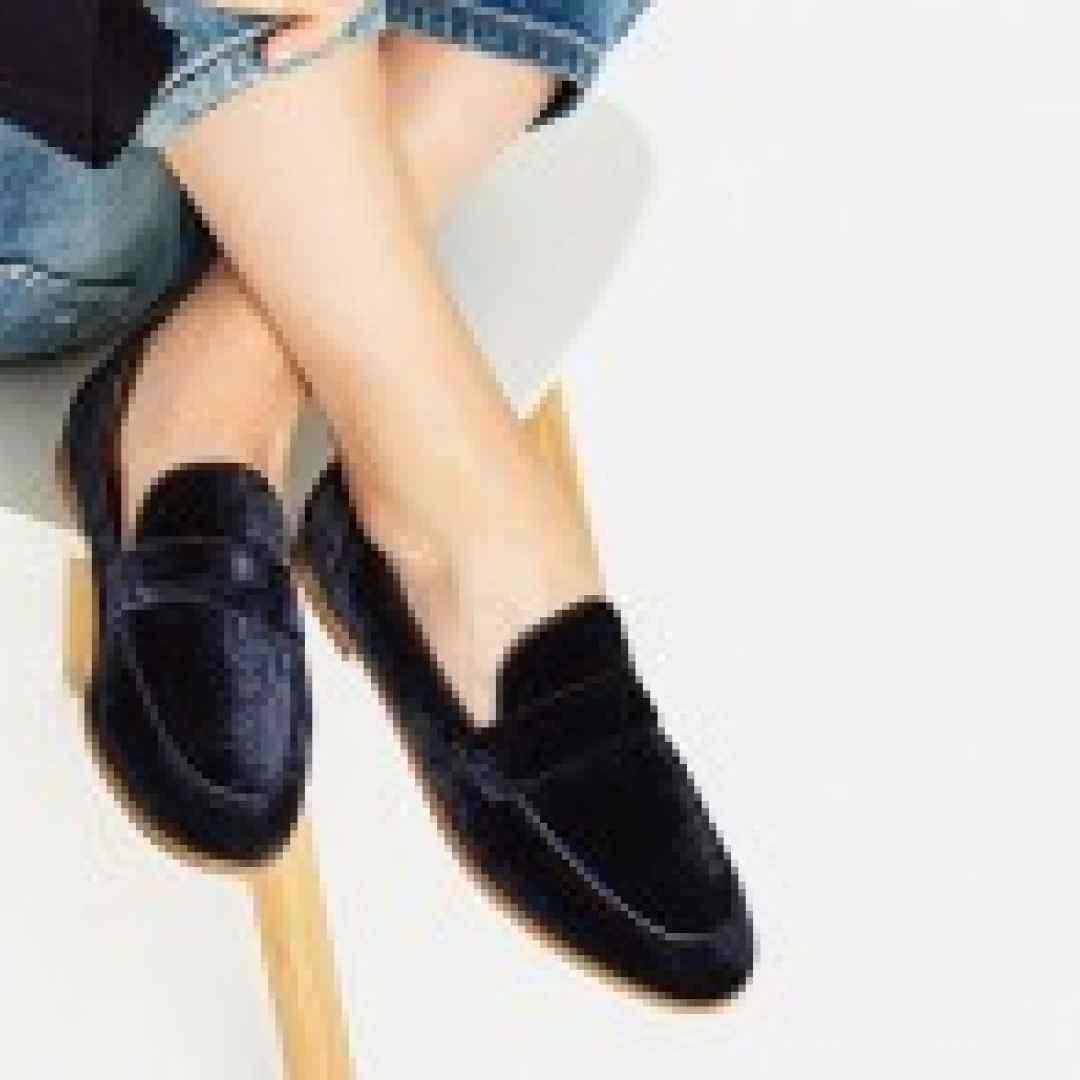 scarpe in velluto  velluto