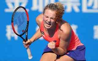 Tennis: tennis grand slam katerina siniakova