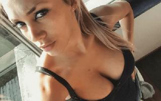 Calcio: ocampos  fidanzata  sexy  milan