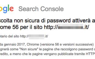 Tanto se ne è parlato, ed alla fine sembra essere confermato sul campo: HTTPS sta cercando di diven