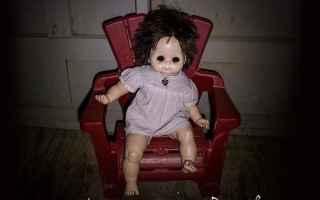 Libri: horror  racconti brevi  bambole