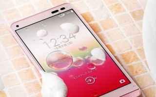 Cellulari: kyocera  rafree  smartphone  android