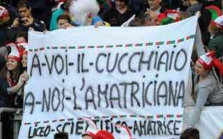 Rugby: sei nazioni  italia  rugby  cucchiaio